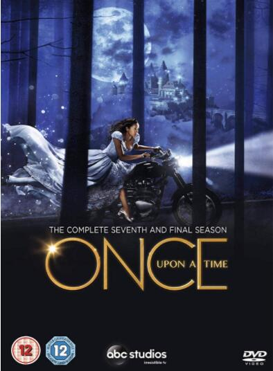 Once Upon a Time: Season 7 – Region 2