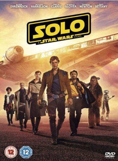 Solo: A Star Wars Story – Region 2