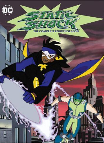 Static Shock: Season 4