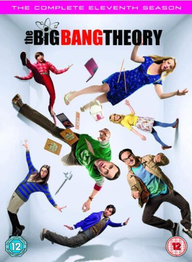 The Big Bang Theory: Season 11 – Region 2
