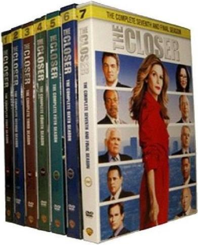 The Closer: Complete Series Seasons 1-7