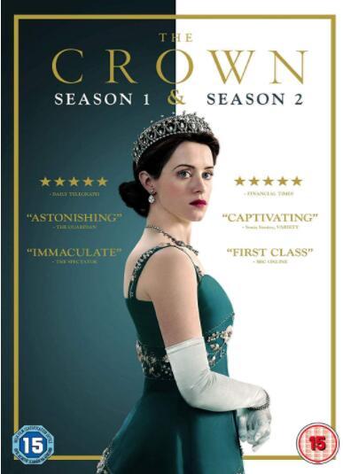 The Crown: Season 1 & 2 – Region 2