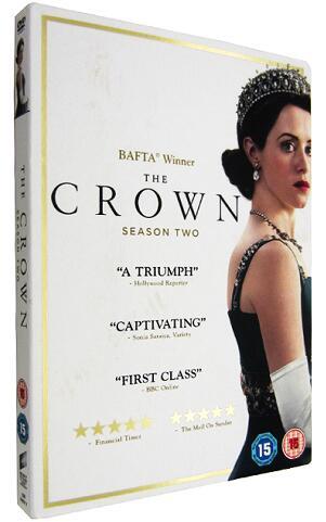 The Crown: Season 2 – Region 2