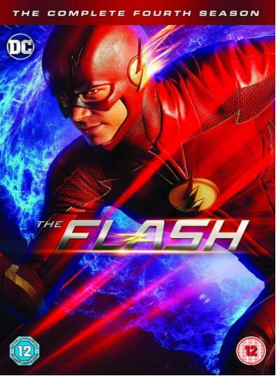 The Flash: Season 4 – Region 2