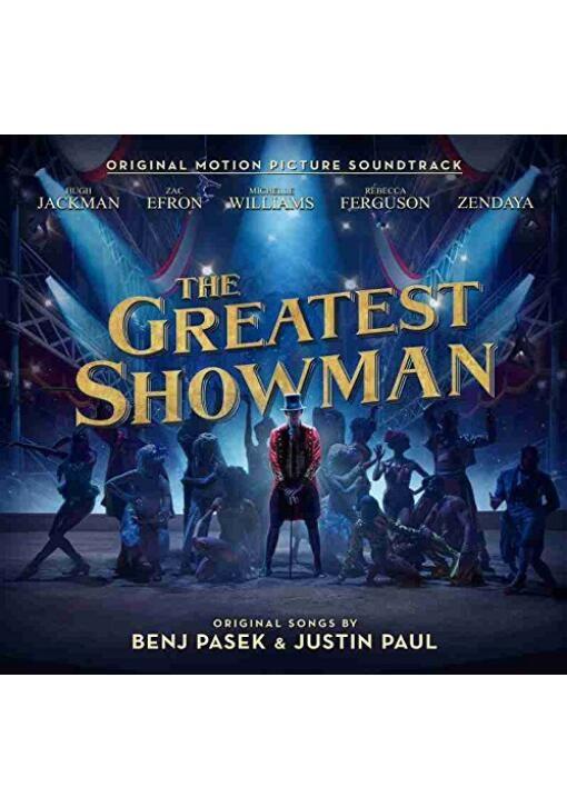 The Greatest Showman – Audio CD