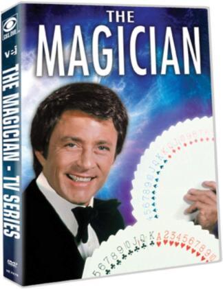 The Magician: All 21 Episodes Plus TV Movie Pilot