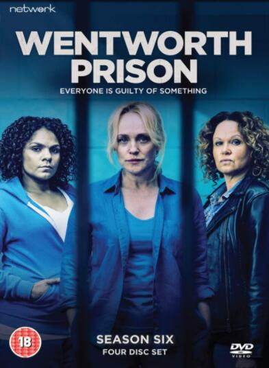 Wentworth Prison: Season 6 – Region 2