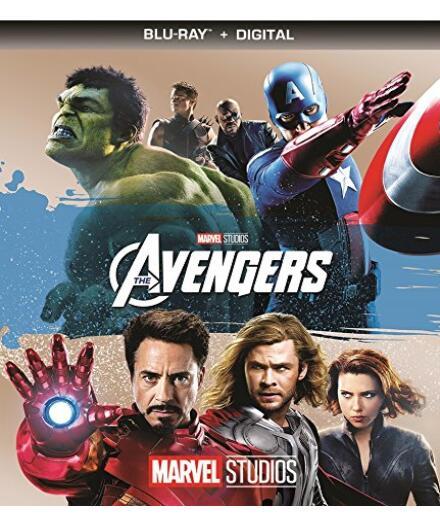 The Avengers [Blu-ray]