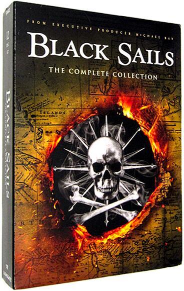 Black Sails: Seasons 1-4