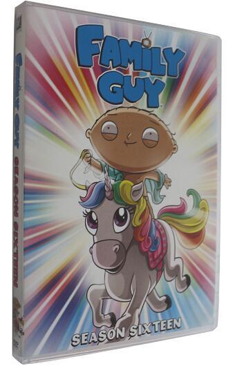 Family Guy: Season 16