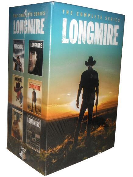 Longmire: Season 1-6