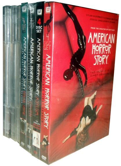 American Horror Story: Season 1-7