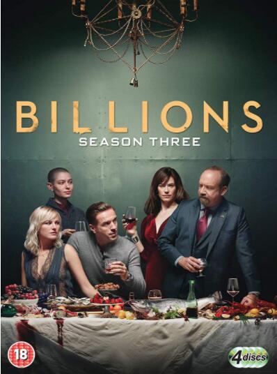 Billions: Season 3 – Region 2