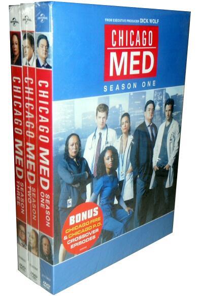 Chicago Med: Season 1-3