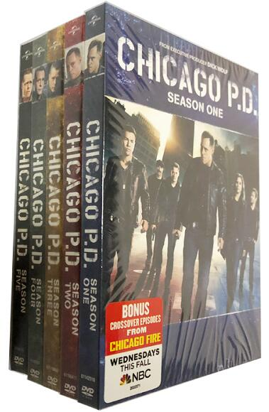 Chicago P.D.: Season 1-5