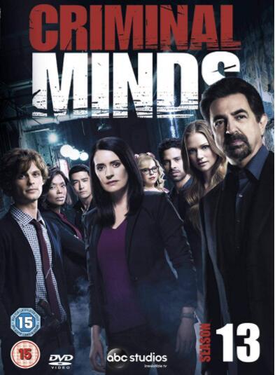 Criminal Minds: Season 13 – Region 2
