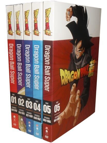 Dragon Ball Super: Complete Series Part 1-5