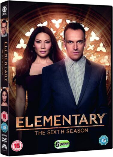 Elementary: Season 6 – Region 2