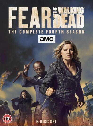 Fear The Walking Dead: Season 4 – Region 2