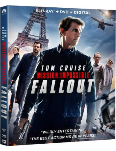 Mission: Impossible – Fallout [Blu-ray]