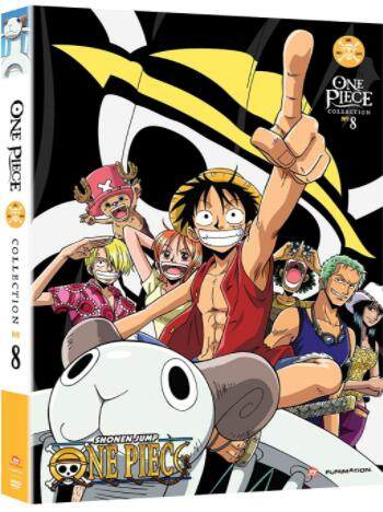 One Piece: Collection 8