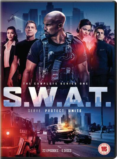 S.W.A.T.: Season 1 – Region 2
