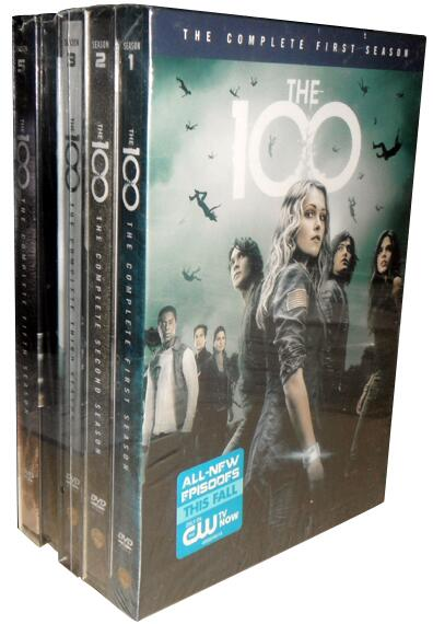 The 100: Season 1-5