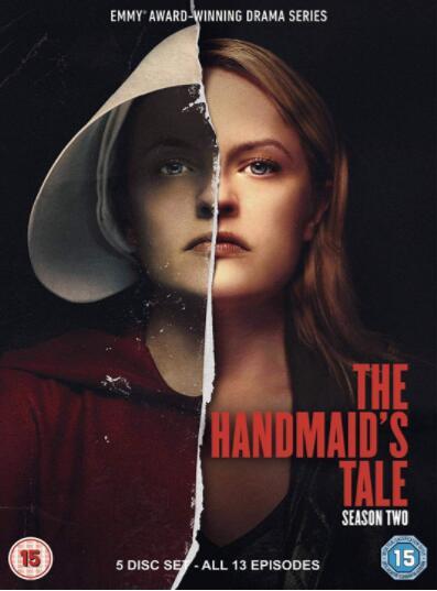 The Handmaid's Tale: Season 2 –  Region 2