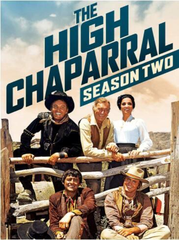 The High Chaparral: Season 2