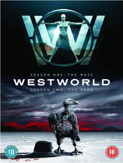Westworld: Season 1-2 [UK Region]