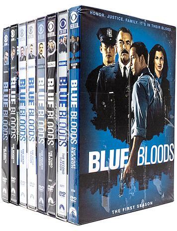 Blue Bloods: Season 1-8