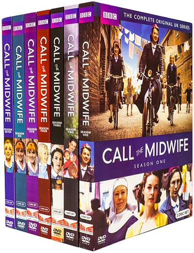 Call the Midwife: Seasons 1-7