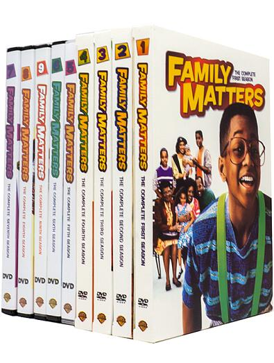 Family Matters: Seasons 1-9