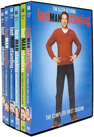 Last Man Standing: Seasons 1-6