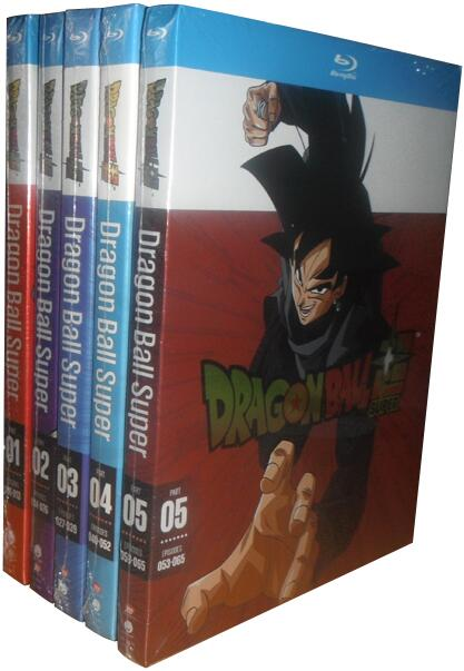 Dragon Ball Z Super: Complete Series Part 1-5 [Blu-ray]