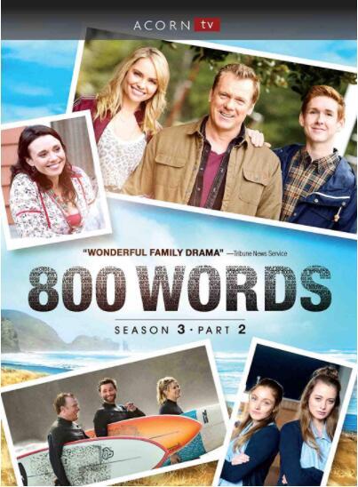 800 Words: Season 3, Part 2