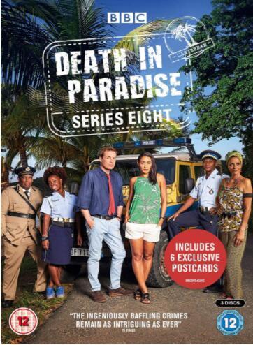 Death In Paradise: Series 8 – UK Region