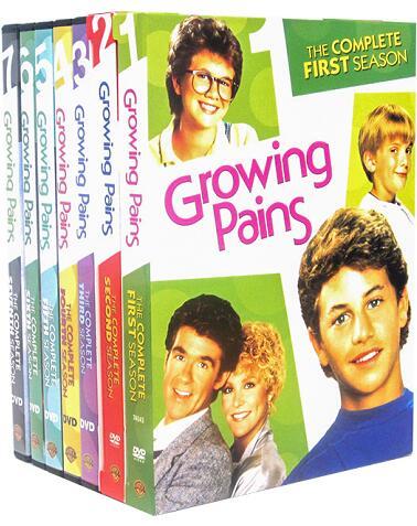 Growing Pains: Season 1-7