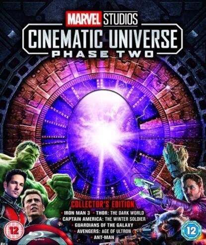 Marvel Studios Phase 2 – UK Region