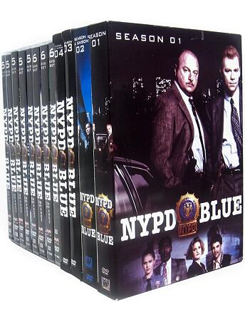 NYPD Blue: Season 1-12