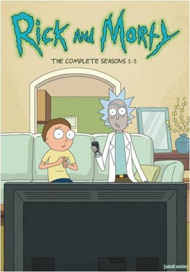 Rick and Morty: Season 1-3