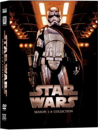 Star Wars: Season 1-8 Collection