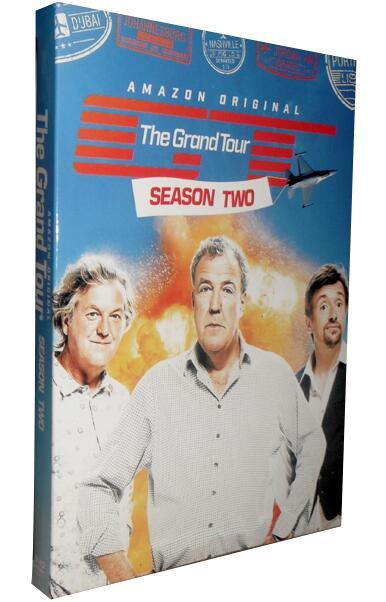 The Grand Tour: Season 2