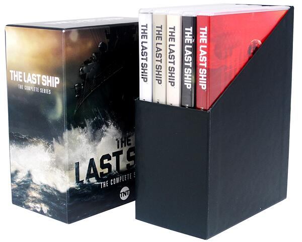 The Last Ship: Season 1-5 - DVD wholesale