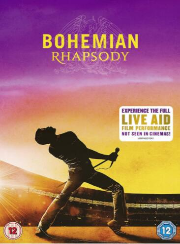 Bohemian Rhapsody – UK Region