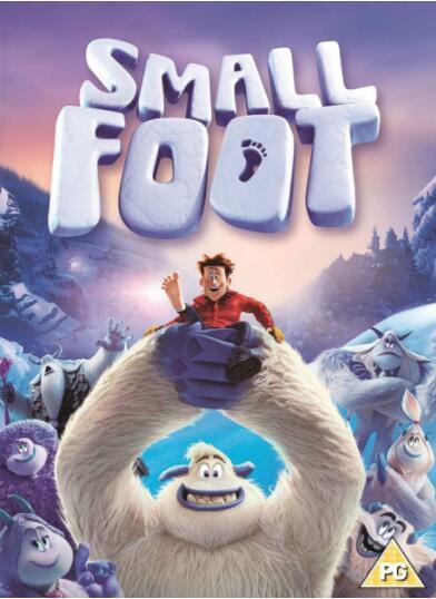 Smallfoot – UK Region
