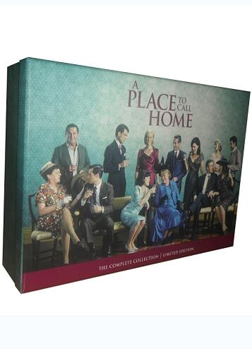 A Place to Call Home: Complete Series