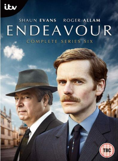 Endeavour: Series 6 – Region 2