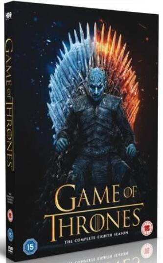 Game of Thrones: Season 8 – UK Region