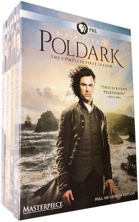 Poldark: Series 1-4